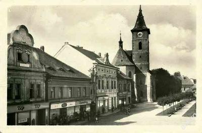 Horažďovice - Klatovy