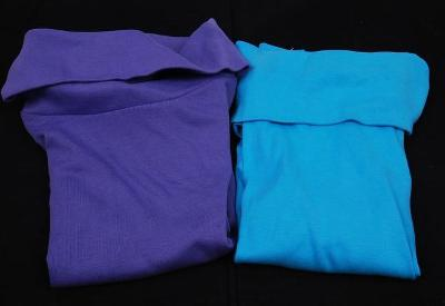 Tričko dámské  -  2 ks, vel. S/M (FO1584)