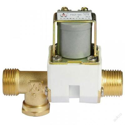 "1/2 "" elektromagnetický ventil s filtrem 12V"