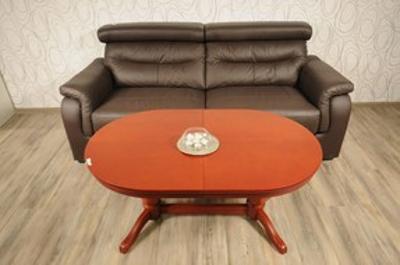 Konferenční stolek, rozkl., nastav. výška (11797A)