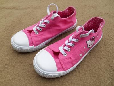 Dětské sportovní  boty - tenisky zn.Kitty vel. 33