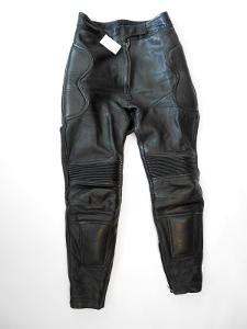 Kožené kalhoty Hein GERICKE vel. 38 - pas:74 cm