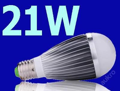 LED73 E27 21W 850lm(=80W) bílá ZAŠLEME HNED