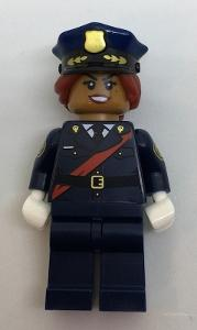 LEGO figurka sběratelská batman movie Barbara Gord