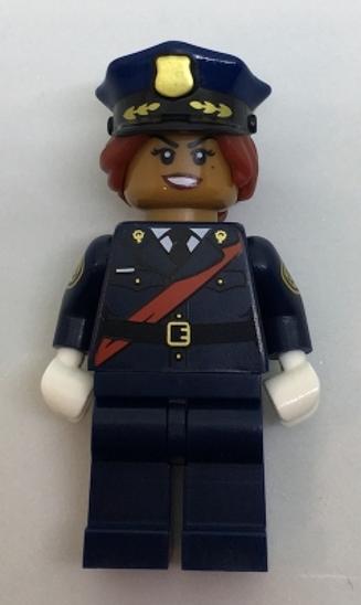 LEGO figurka sběratelská batman movie Barbara Gord - Hračky