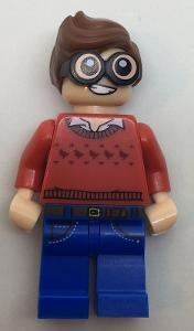 LEGO figurka sběratelská batman movie Dick Grayson