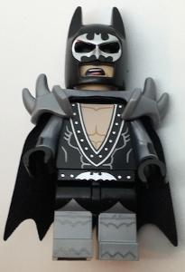 LEGO figurka sběratelská batman movie Glam Metal