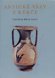 ANTICKÉ VÁZY Z KERČE (katalog)
