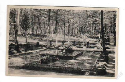 Zlín Baťa hrobka 1940