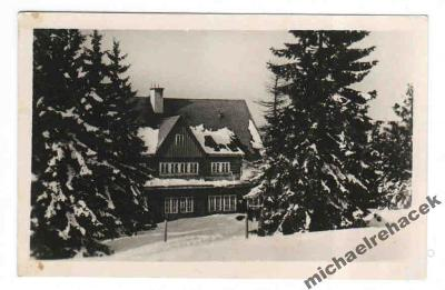 Janov nad Nisou zotavovna 1951
