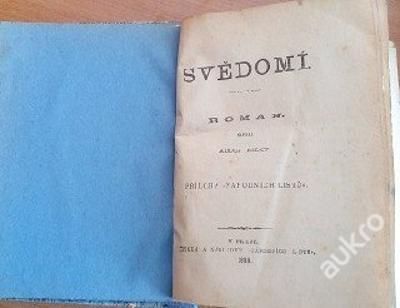 Svědomí - Adolf Belot  vydáno:1888