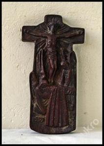 PĚKNÝ JEŽÍŠ NA KŘÍŽI - KRISTUS /4873