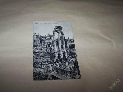 ITÁLIE ROMA ŘÍM  /B1011/