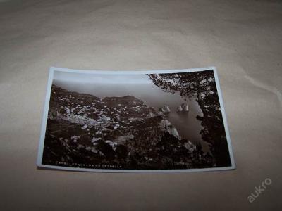 ITÁLIE CAPRI ostrov /B1011/