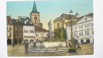 Jičín - náměstí
