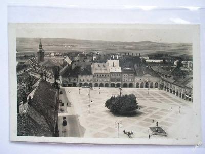 Jičín - Masarykovo náměstí
