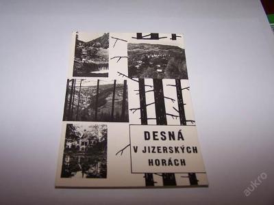 JIZERSKÉ HORY DESNÁ /Jablonec nad Nisou  /p111/