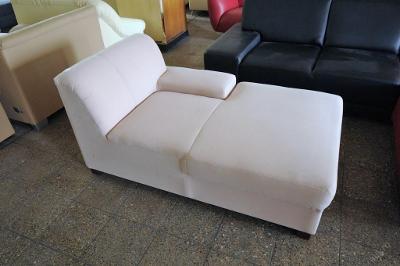 Sofa nerozkládací, mikroplyš, 150 cm (4477)