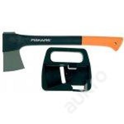 sekera Fiskars X17 s plastovým pouzdrem