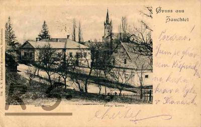 Suchdol nad Odrou 1904 - Nový Jičín   /971/