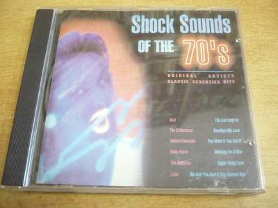 CD Shock Sounds Of The 70´s