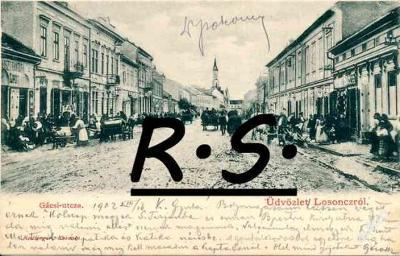 Lučenec 1902