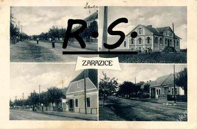 Zarazice , Veselí nad Moravou 1928 - Hodonín