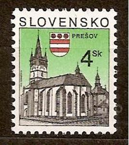 Slovensko 1998 kat.č.Mi326/Zb166