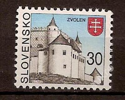 Slovensko 1993 ZVOLEN 30SK kat.č.Mi179/Zb18