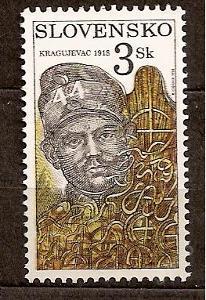 Slovensko 1998 kat.č.Mi312/Zb152