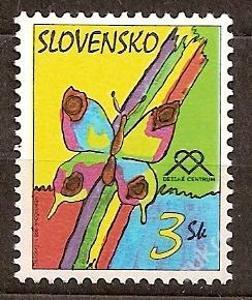 Slovensko 1998 kat.č.Mi311/Zb151