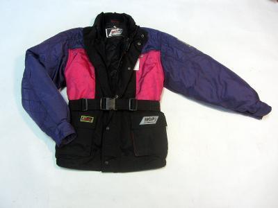 Textilní bunda  MQP vel. M - chrániče, termovlož