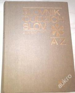 Slovník cuzích slov-M.Ivanová