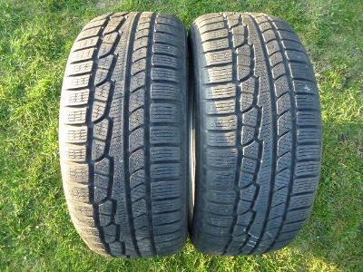 19 - Téměř NOVÉ zimní pneu 255/50 R19 NOKIAN - pár