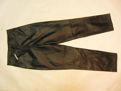 Dámské kožené kalhoty vel.40 - Authentic -pas78