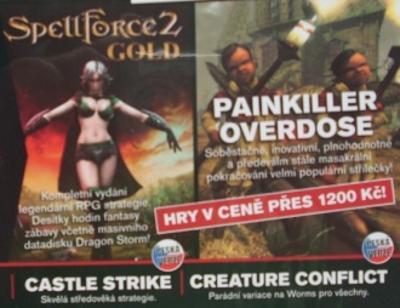 Painkiller: Overdose - výtečný akční nářez!
