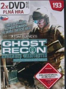 Ghost Recon Advanced Warfighter - výtečná akce!