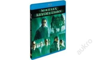 Blu Ray Matrix Revolutions