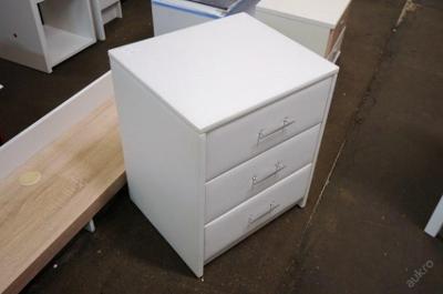 Noční stolek, kontejner se šuplíky, 2. jak. (8089)