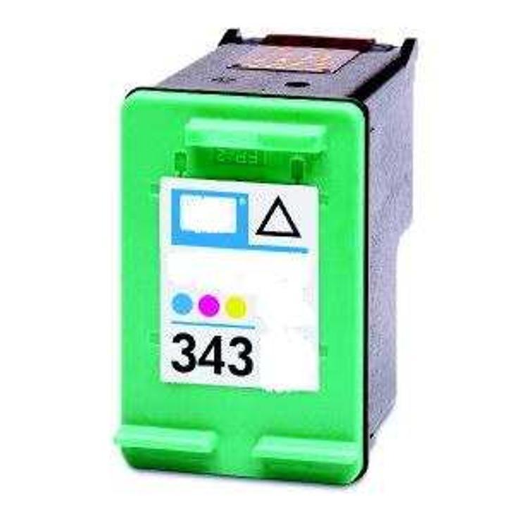 tisková hlava HP343 / HP 343 / HP-343,  18ml, od výrobce, DPH - Příslušenství k PC