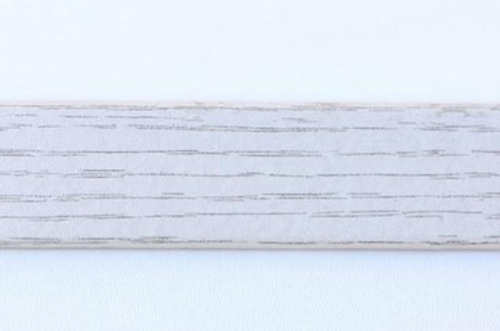Lišta rohová 210 cm, dekor bílá (12337) - Nábytek