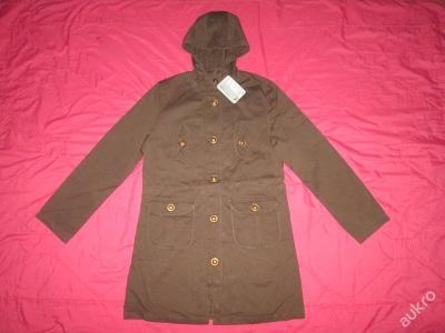 Nádherný slabý módní kabát vel. XXL