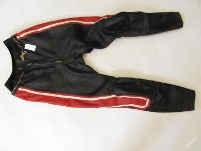 Kožené kalhoty Dainese vel.44 - obvod pasu: 72 c