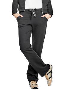 Černé tepláky Guess-Asher Raw-Hem Pants vel. XS,S