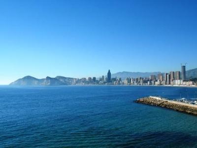 Španělsko  - mrtvé moře 1 900,- / 6 osob
