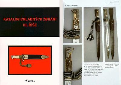 Katalog chladných zbraní III. říše