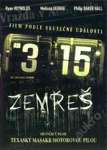 335 - 3:15 zemřeš DVD