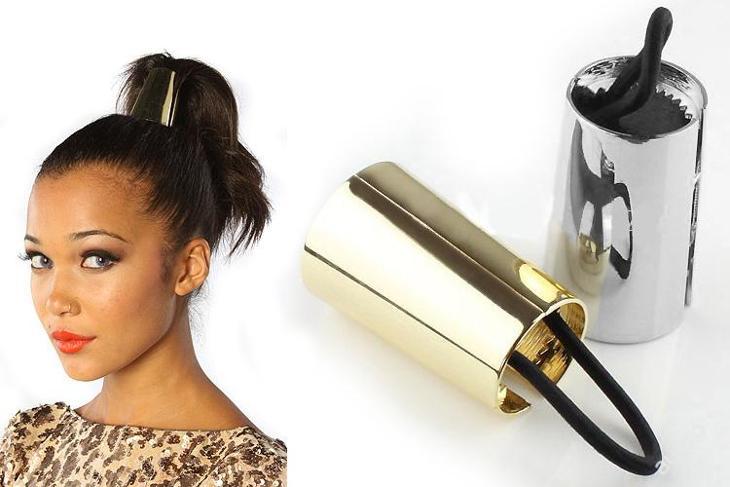 Sponka do vlasů LONG HAIR CUFF 2 barvy PROMOCE SW4 - Vlasové doplňky