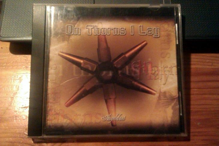 ON THORNS I LAY - Angeldust - NOVÉ - Hudba