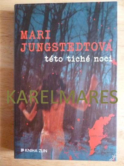 TÉTO TICHÉ NOCI, MARI JUNGSTEDTOVÁ - Knihy